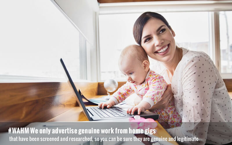 How to find a good job working from home