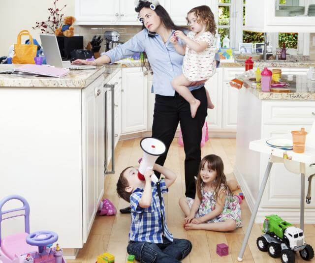 WATCH: The work of stay-at-home moms is valued at more than $100K a year