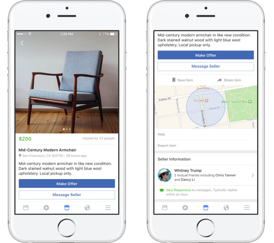 Introducing Marketplace: Buy and Sell with Your Local Community