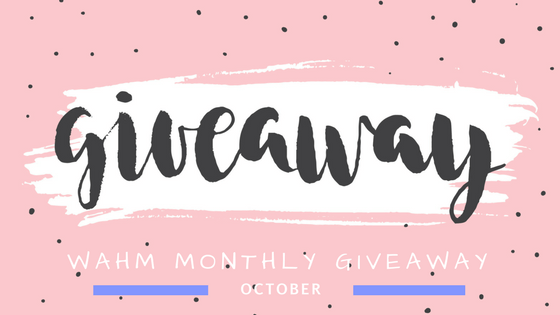 Work At Home Mums October Giveaway
