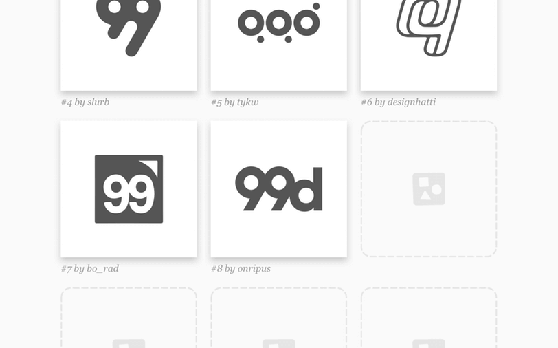 99 designs how it works