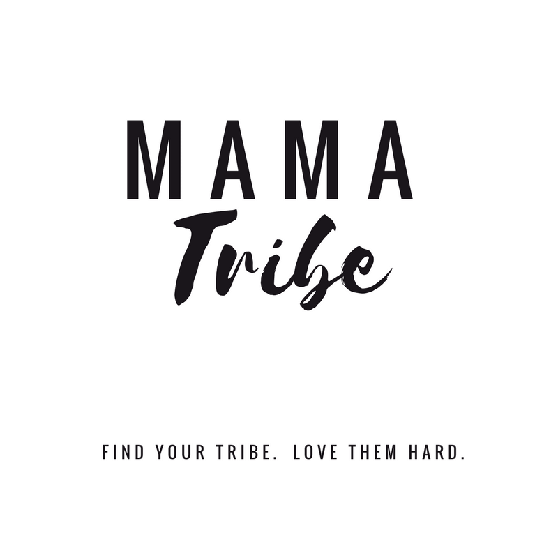 No Mum Left Behind – We All Need A Mama Tribe