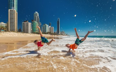 Great Family things to do on the Gold Coast, without stepping foot in a Theme Park