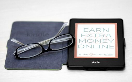 earn extra money online ebook reader
