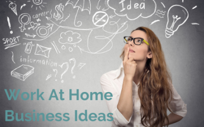 Work At Home Business Ideas