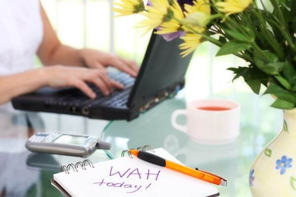 work from home pros and cons