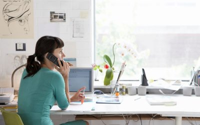 15 Industries that allow you to Work from Home